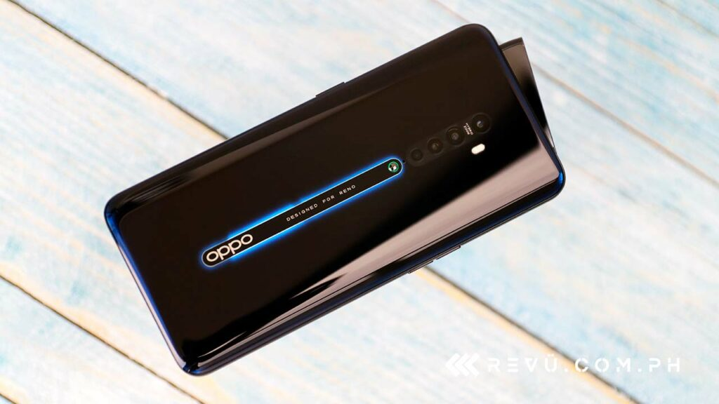 OPPO Reno 2 review, price, and specs by Revu Philippines