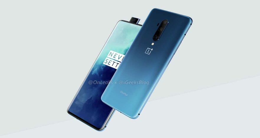 OnePlus 7T Pro picture render and leaked specs via Revu Philippines