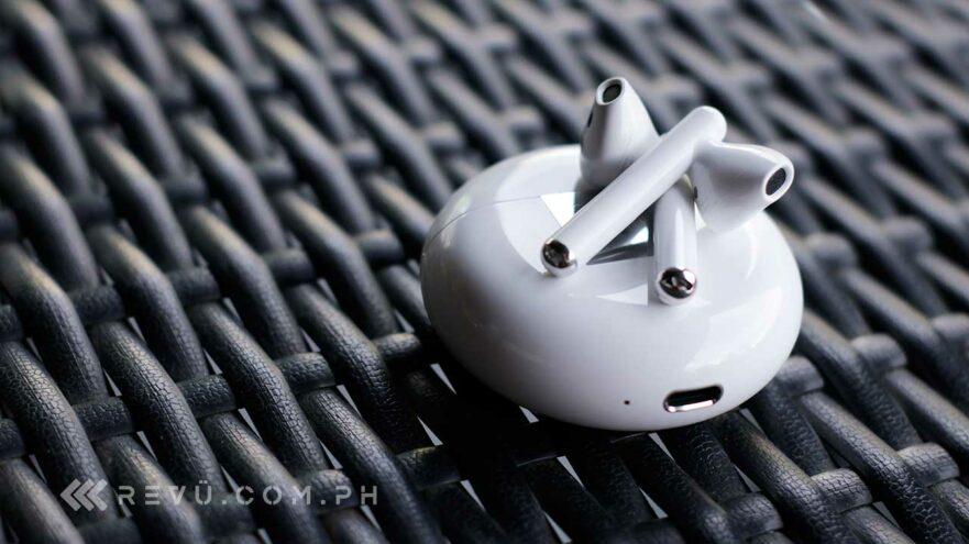 Huawei FreeBuds 3 price and specs via Revu Philippines