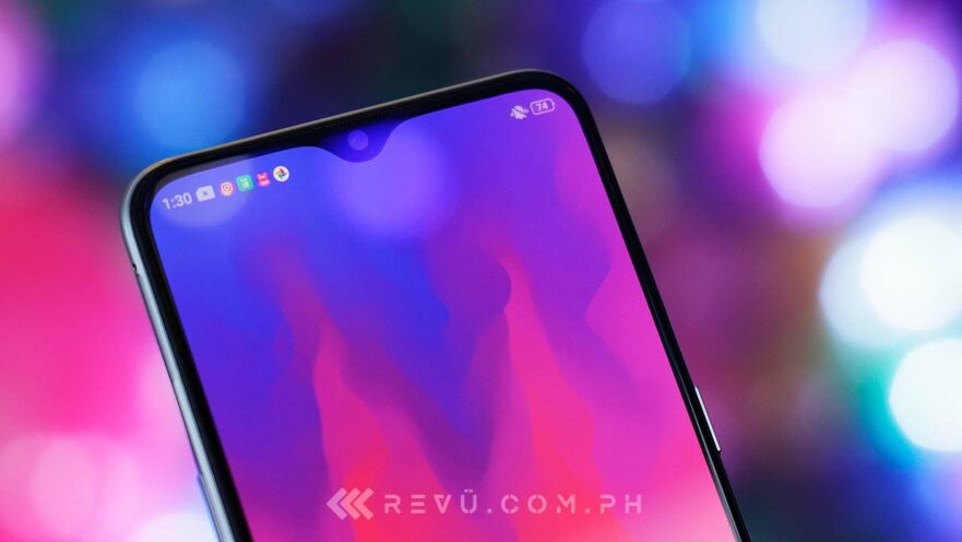 Realme XT review, price, and specs via Revu Philippines