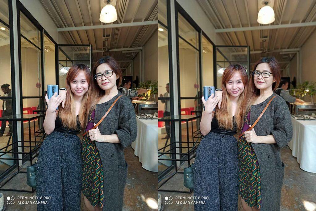Redmi Note 8 Pro camera sample pictures: Auto mode vs Portrait mode by Revu Philippines