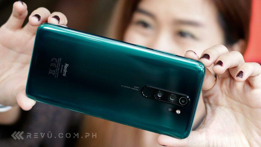Redmi Note 8 Pro price and specs via Revu Philippines