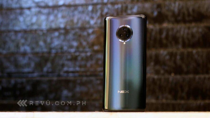 Vivo NEX 3 review, price, and specs via Revu Philippines