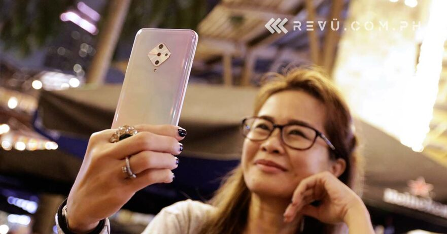 Vivo S1 Pro price, specs, availability, and initial review by Revu Philippines