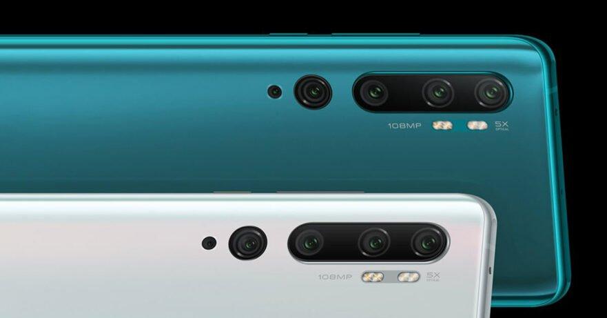 Xiaomi Mi Note 10 with 108-megapixel camera: Price and specs via Revu Philippines