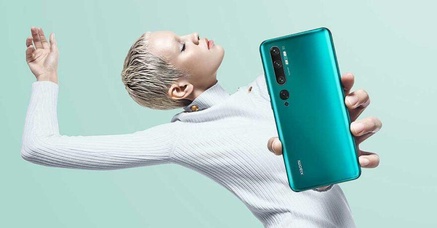 Xiaomi Mi Note 10 and Mi Note 10 Pro price and specs via Revu Philippines