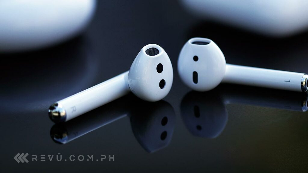 Huawei FreeBuds 3 vs Apple AirPods 2 comparison review, price, and specs via Revu Philippines