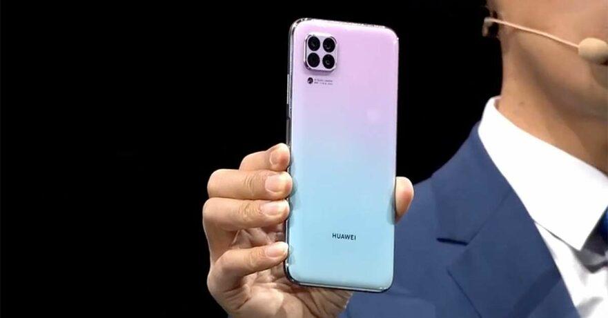 Huawei Nova SE price and specs via Revu Philippines