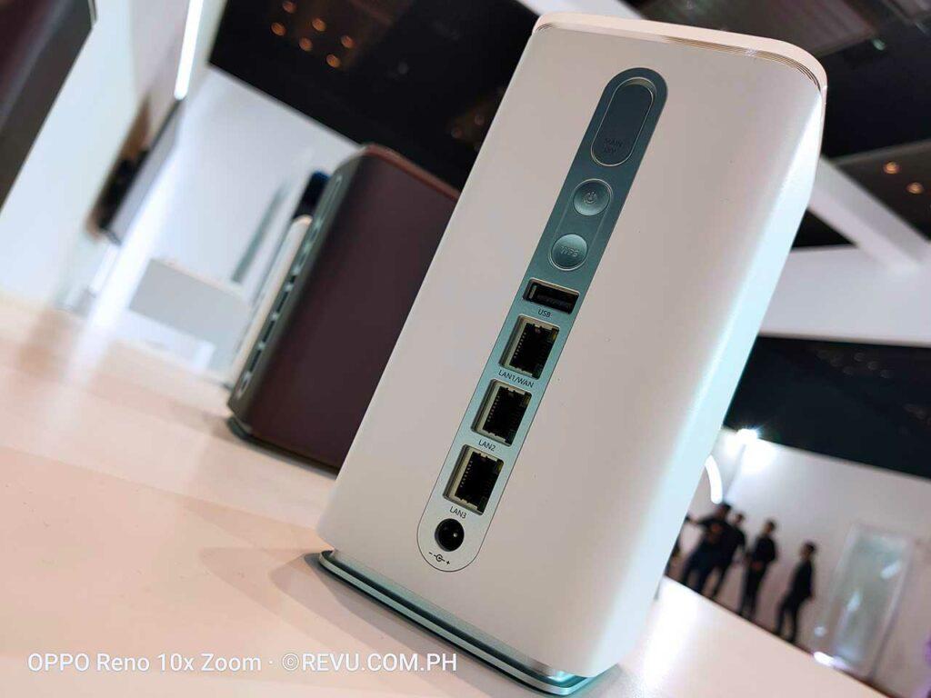 OPPO 5G CPE T1 router price and specs via Revu Philippines