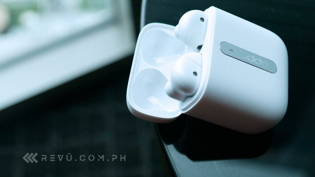OPPO Enco Free first review, price, and specs via Revu Philippines