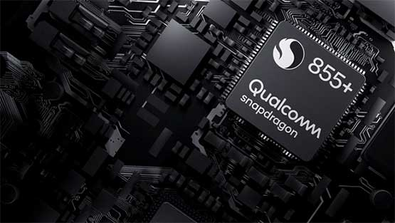 Qualcomm Snapdragon 855 Plus processor via Revu Philippines