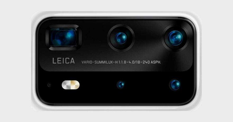 Huawei P40 Pro Premium Edition camera design and specs leak via Revu Philippines