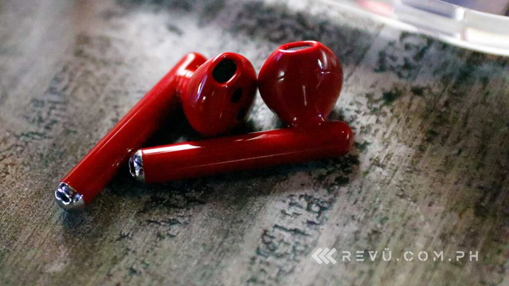 Huawei FreeBuds 3 Valentine Red Edition price and specs via Revu Philippines
