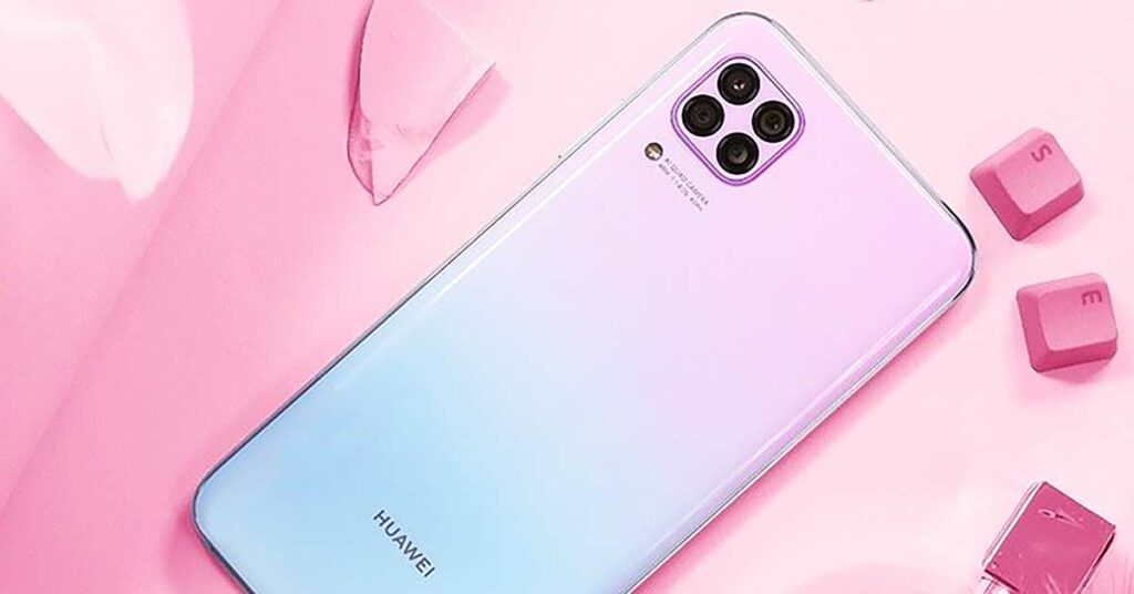 Huawei Nova 7i price and specs via Revu Philippines