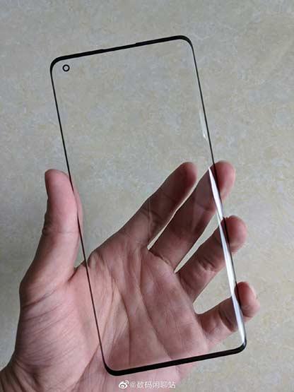 OPPO Find X2 screen or display design leak via Revu Philippines