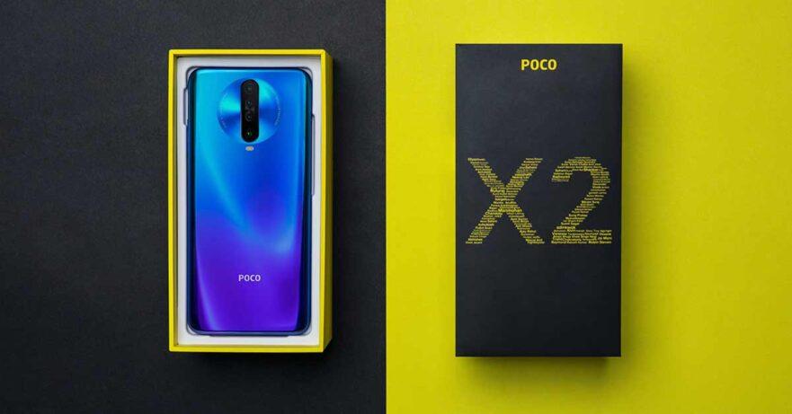 POCO X2 price and specs via Revu Philippines