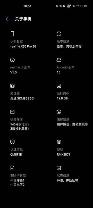 Realme X50 Pro 5G key specs teaser via Revu Philippines