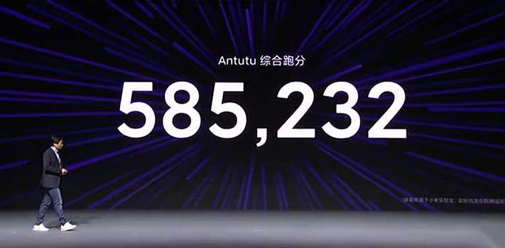 Xiaomi Mi 10 Antutu benchmark score by Revu Philippines