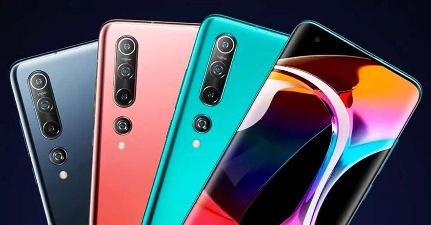 Xiaomi Mi 10 series price and specs via Revu Philippines
