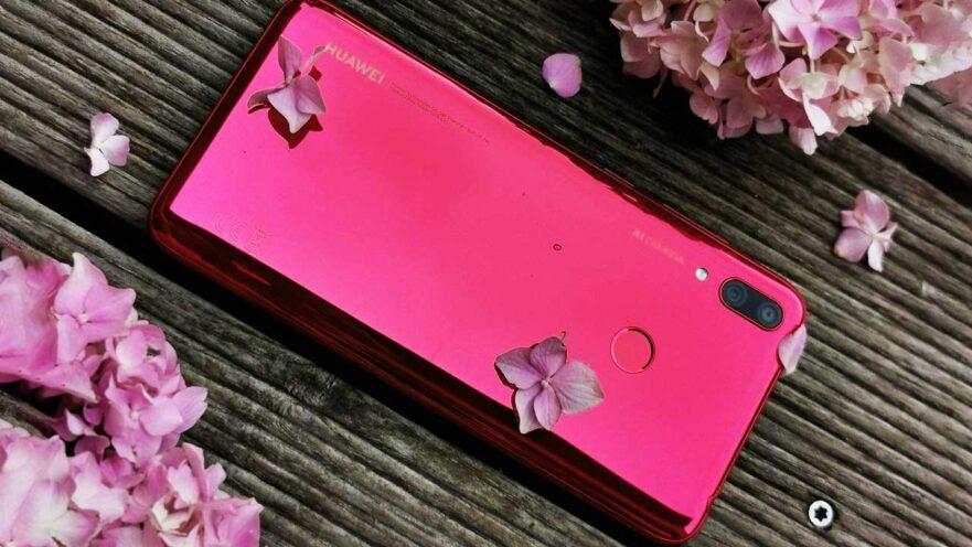 Huawei Y7 price and specs via Revu Philippines