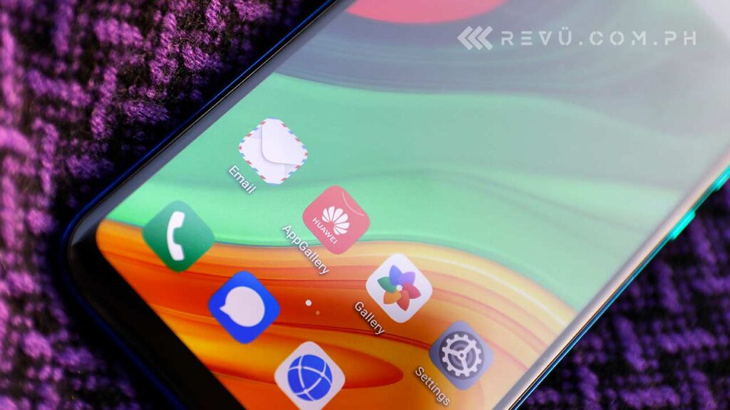 Huawei Y7p review, price, and specs via Revu Philippines