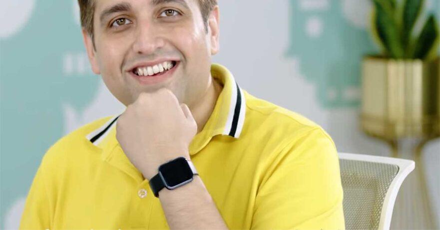 Realme smartwatch: Apple Watch lookalike design teaser via Revu Philippines