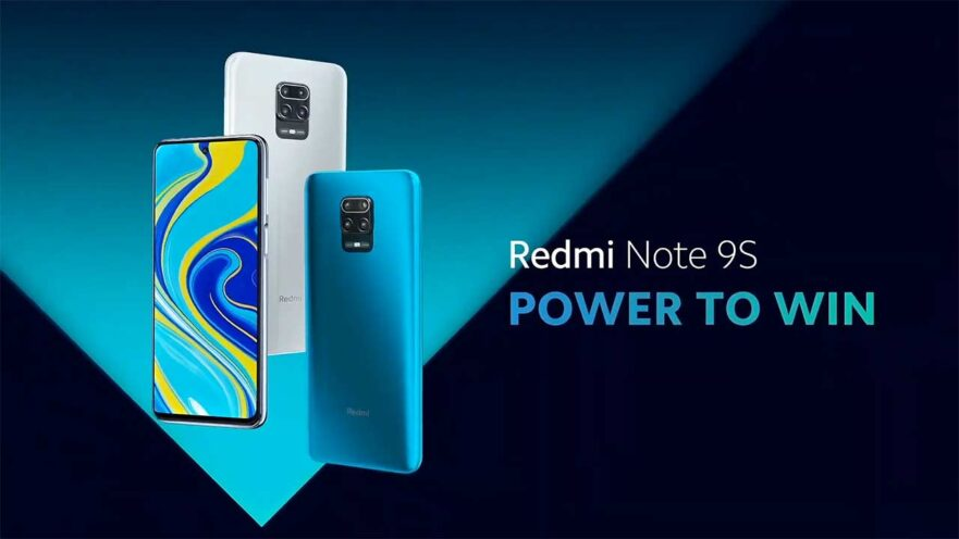 Xiaomi Redmi Note 9S price and specs via Revu Philippines