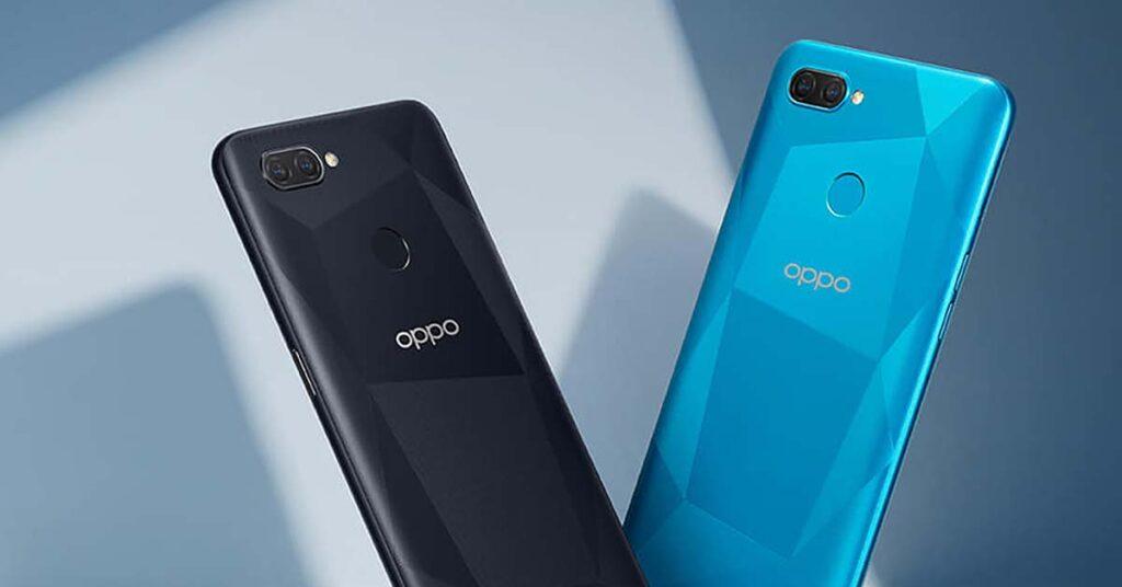 OPPO A12 price and specs via Revu Philippines