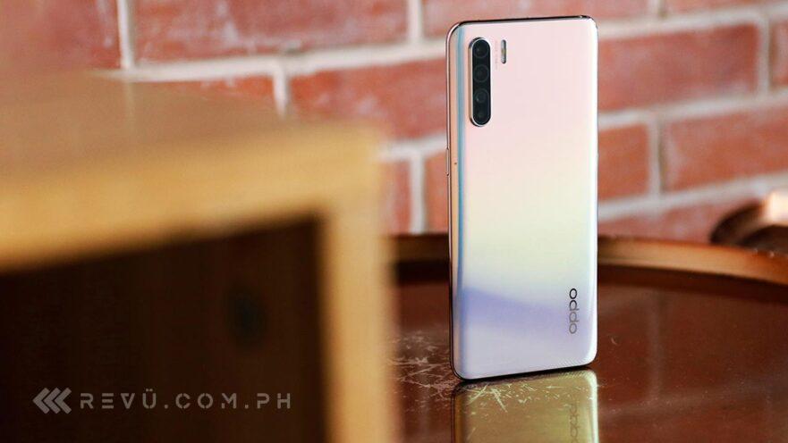 OPPO Reno 3 global version: Review, price, and specs via Revu Philippines