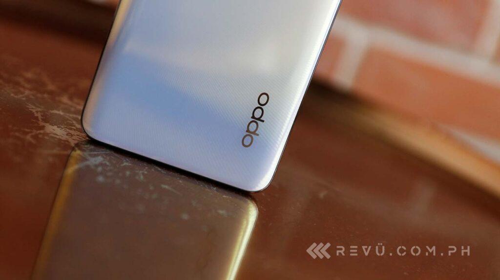 OPPO Reno 3 review, price, and specs via Revu Philippines