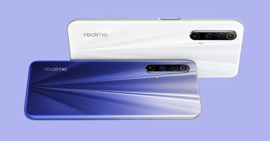 Realme X50m 5G price and specs via Revu Philippines