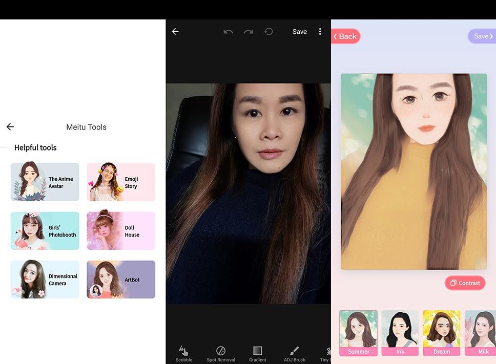 Huawei AppGallery: Meitu app by Revu Philippines