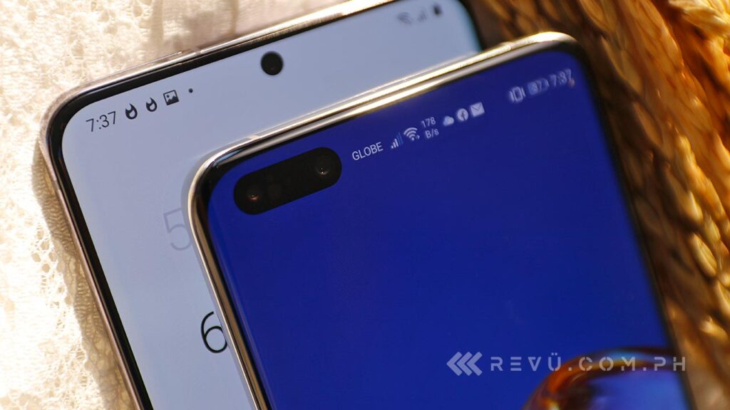 Huawei P40 Pro vs Samsung Galaxy S20 Ultra: A comparison review by Revu Philippines