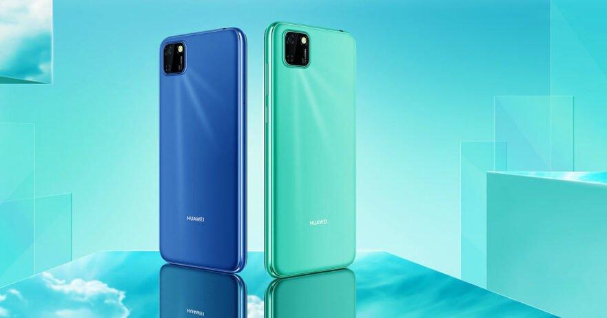 Huawei Y5p price and specs via Revu Philippines