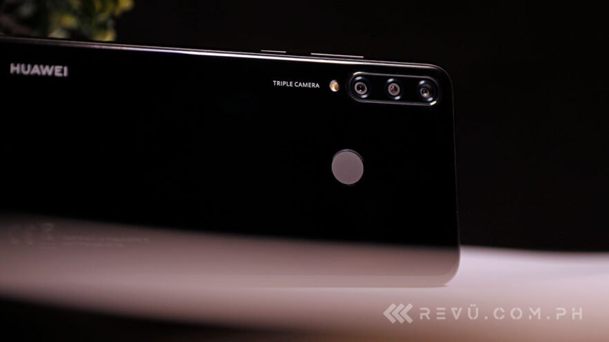 Huawei Y6p initial review, price, and specs via Revu Philippines