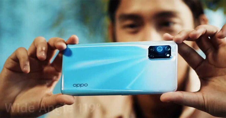 OPPO A92 price and specs via Revu Philippines