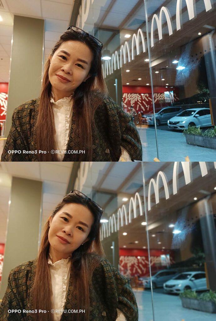 OPPO Reno 3 Pro sample pictures: auto vs portrait mode by Revu Philippines