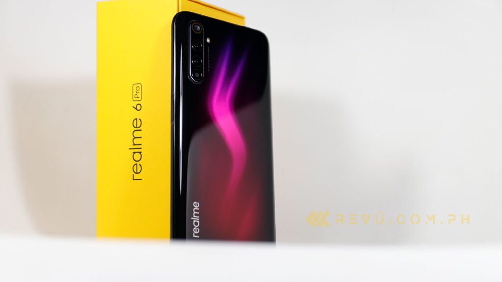 Realme 6 Pro review, price, and specs via Revu Philippines