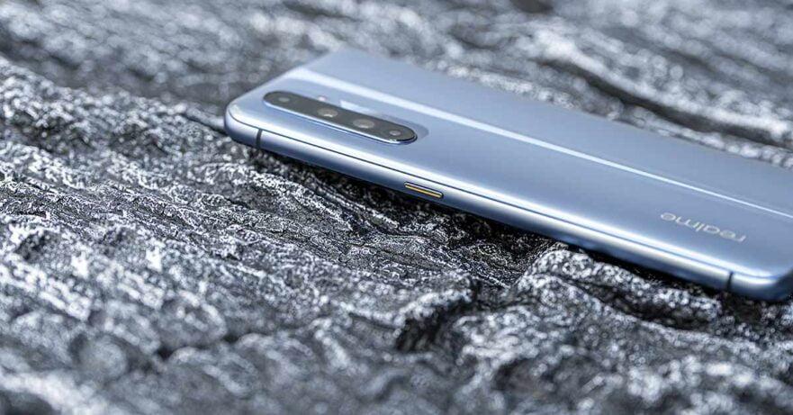 Realme Blade Runner gaming phone teaser via Revu Philippines