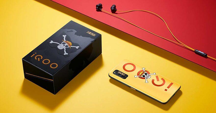Vivo iQOO Z1 5G One Piece special edition: price and specs via Revu Philippines