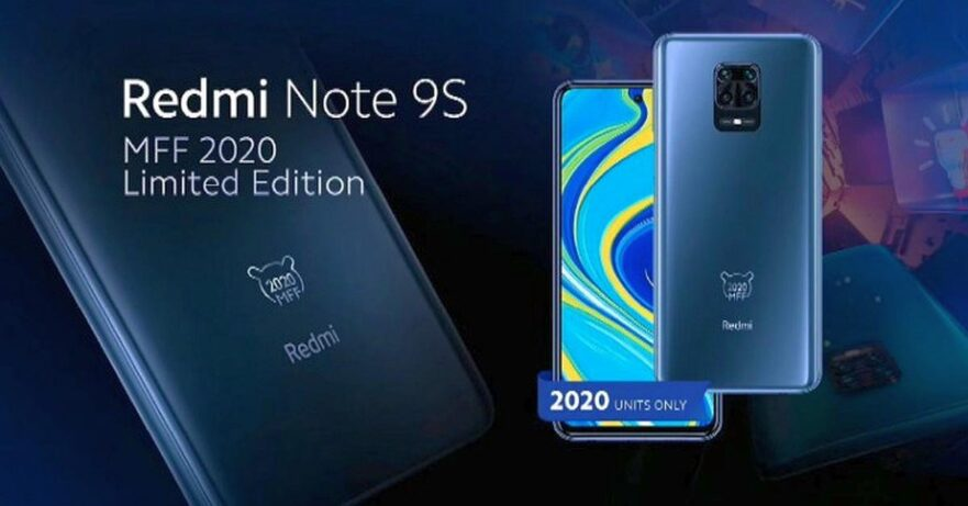 Xiaomi Redmi Note 9S MFF 2020 Limited Edition price, specs, and availability via Revu Philippines