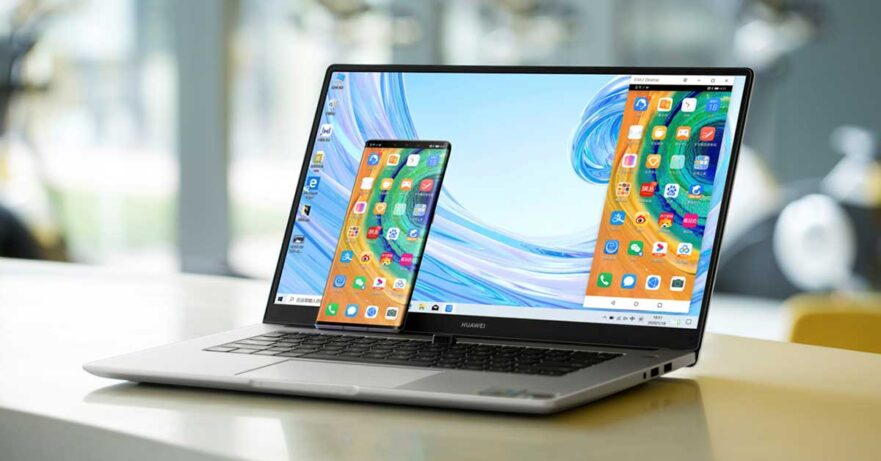 Huawei MateBook D 14 price and specs via Revu Philippines