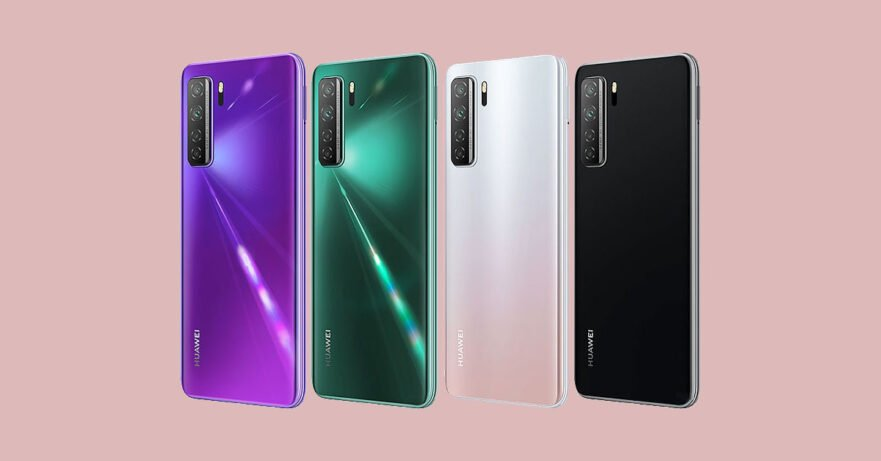 Huawei Nova 7 SE price and specs via Revu Philippines