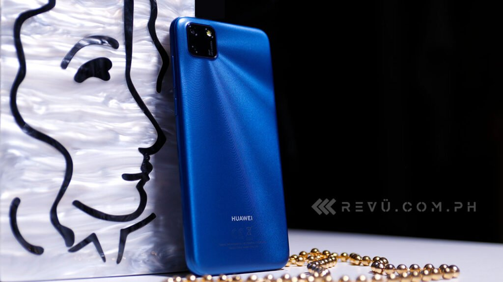 Huawei Y5p review, price, and specs via Revu Philippines