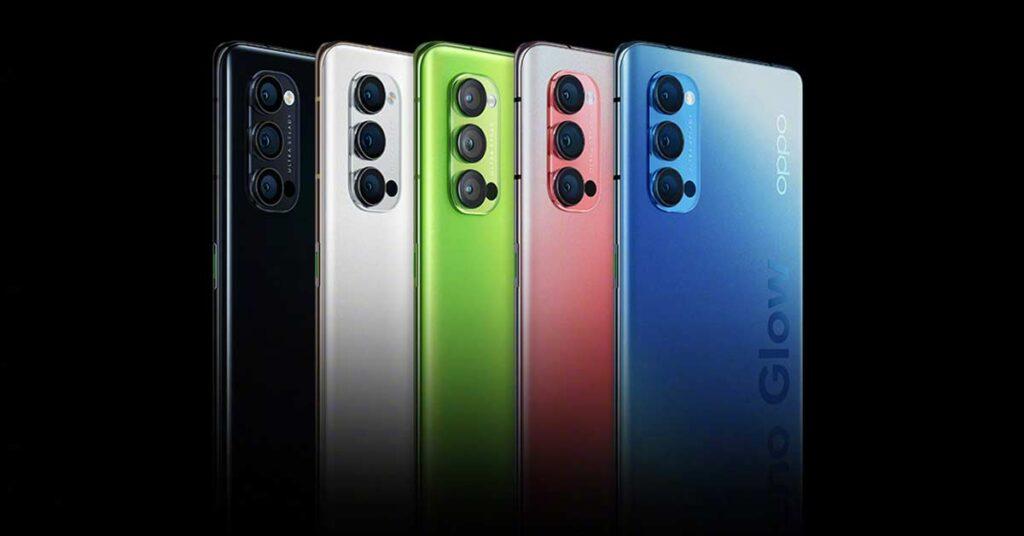 OPPO Reno 4 Pro price, specs, and colors via Revu Philippines