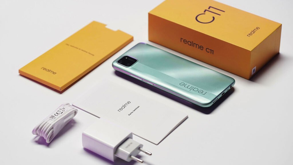 Realme C11 unboxing picture, price, and specs via Revu Philippines