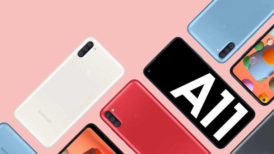 Samsung Galaxy A11 price and specs via Revu Philippines