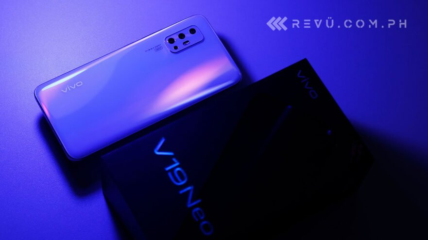 Vivo V19 Neo review, price, and specs via Revu Philippines