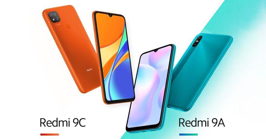 Xiaomi Redmi 9C and Redmi 9A price and specs via Revu Philippines