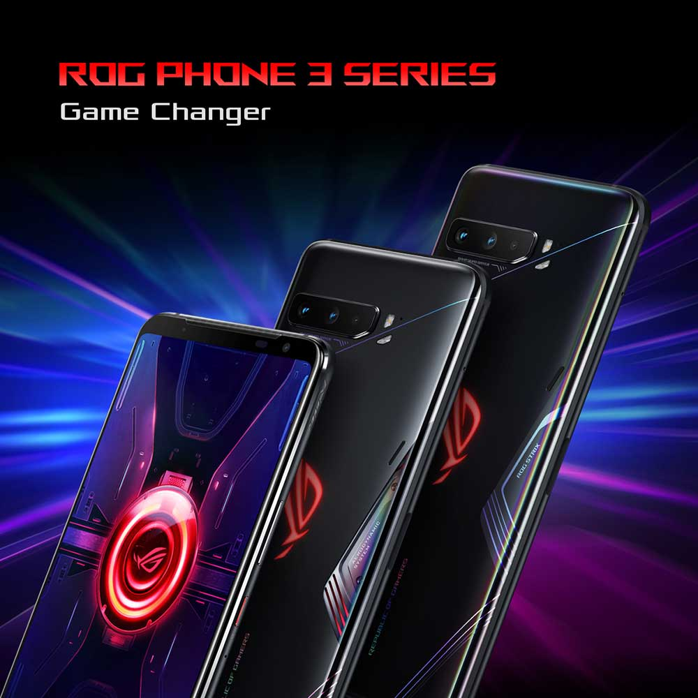 ASUS ROG Phone 3 and ASUS ROG Phone 3 Strix Edition price and specs via Revu Philippines